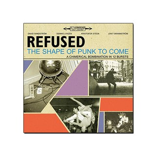 Refused - The Shape Of Punk To Come [2xCDs + 1xDVD]
