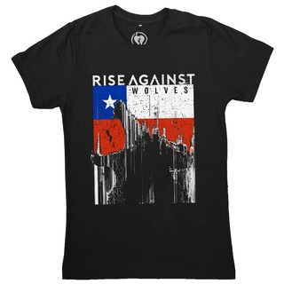 Rise Against - Wolves Chile 2017 + Adesivo [Importada]