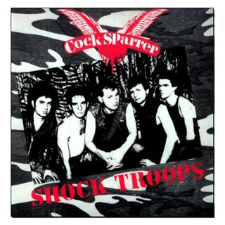 Cock Sparrer - Shock Troops [LP]