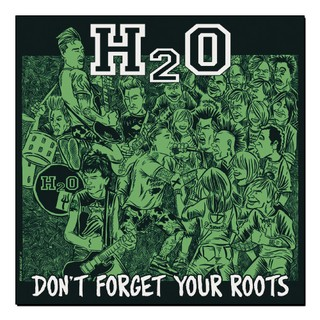 H2O - Don't Forget Your Roots [LP]