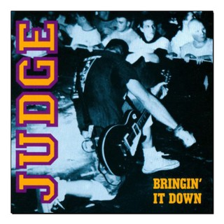 Judge - Bringin' It Down [LP - Edição Limitada 25TH Anniversary]
