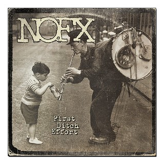 NOFX - First Ditch Effort [LP]