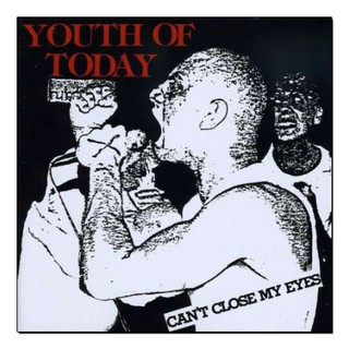 Youth Of Today -  Can't Close My Eyes [LP]
