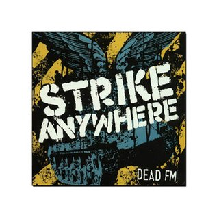 Strike Anywhere - Dead FM [CD Digipack]