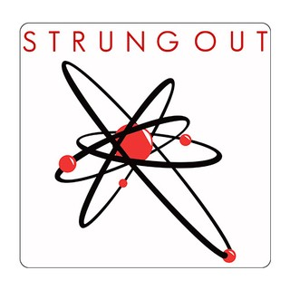 Strung Out - Astrolux [adesivo]