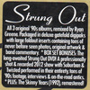 Strung Out - Volume One  [3xCDs + 1xDVD]