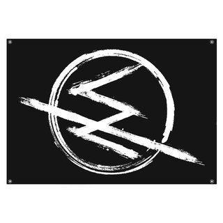 Sleeping With Sirens - Logo [Bandeira]
