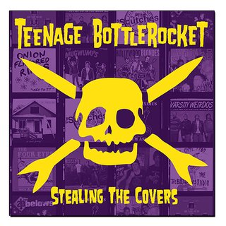 Teenage Bottlerocket -  Stealing The Covers [LP]