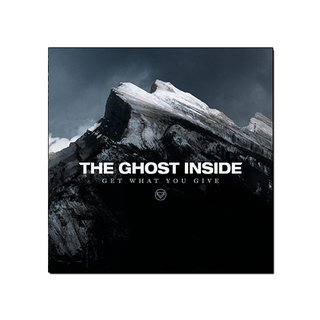 The Ghost Inside - Get What You Give [CD]