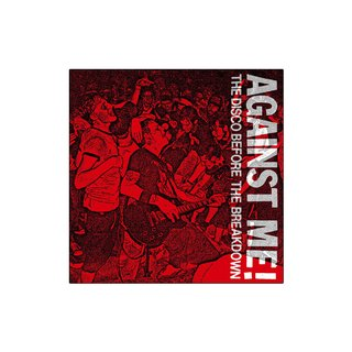 Against Me! - The Disco Before Breakdown [CD Single]