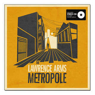 The Lawrence Arms - Metropole [LP]