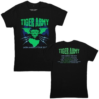 Tiger Army - Latin America Tour 2017