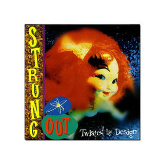 Strung Out - Twisted By Design [CD Digipack]