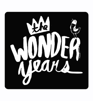 The Wonder Years - Logo [Adesivo]