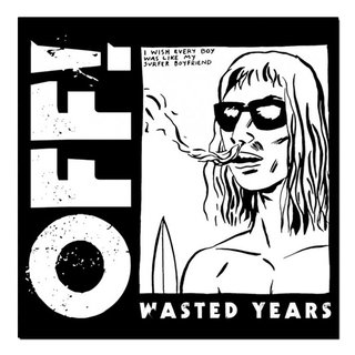 OFF! - Wasted Years [LP]
