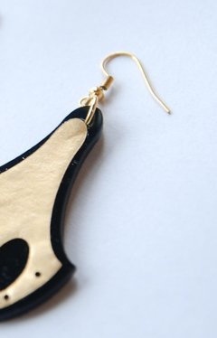 Earrings Panda - comprar online