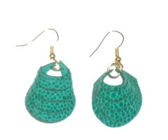Earrings Caracola - tienda online