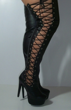 BOTAS OVER THE KNEE, MODELO BAMBA 2
