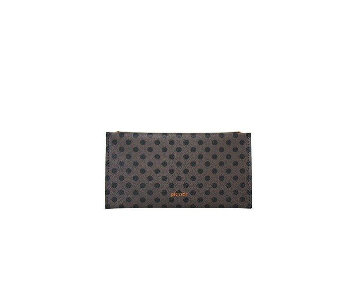 Envelope #4 Dots Grey - buy online