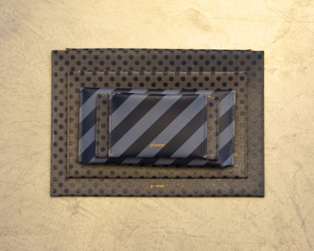 Envelope #6 Stripes GB
