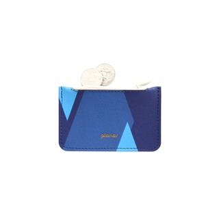 Coin Case Tones Blue