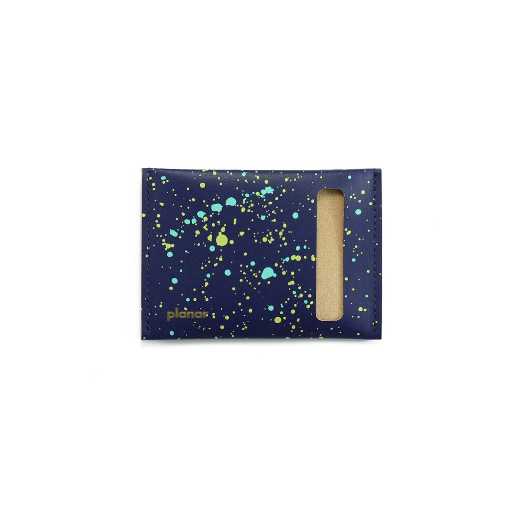 S Wallet Cosmos Blue on internet