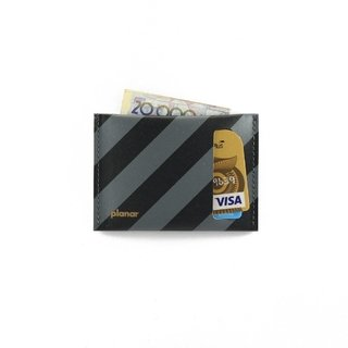S Wallet Stripes GB