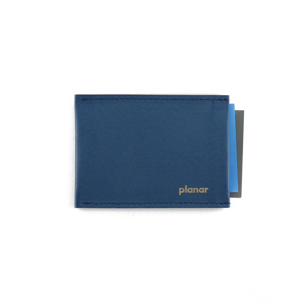 XS Card Holder Solid Blue on internet