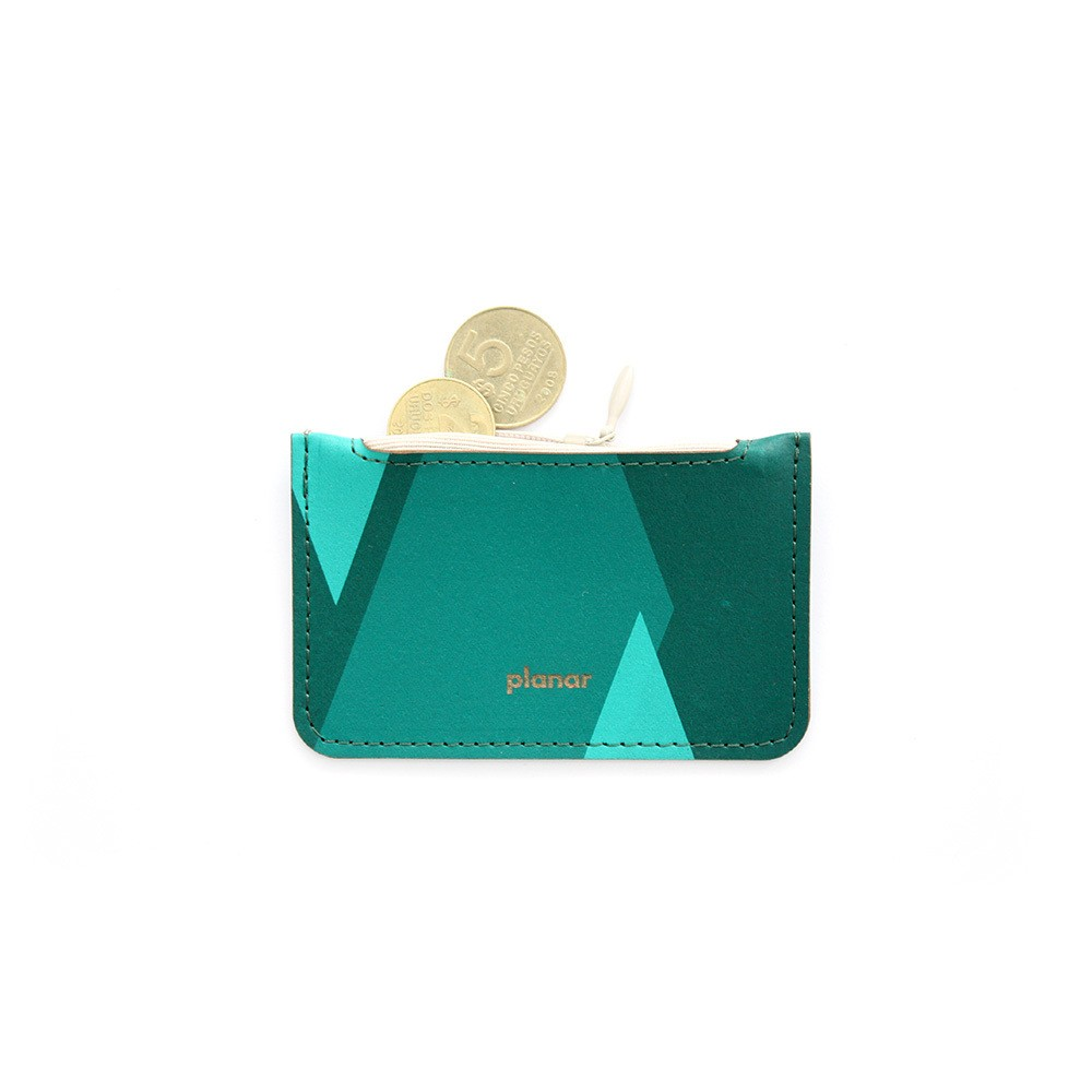 Coin Case Tones Green - buy online