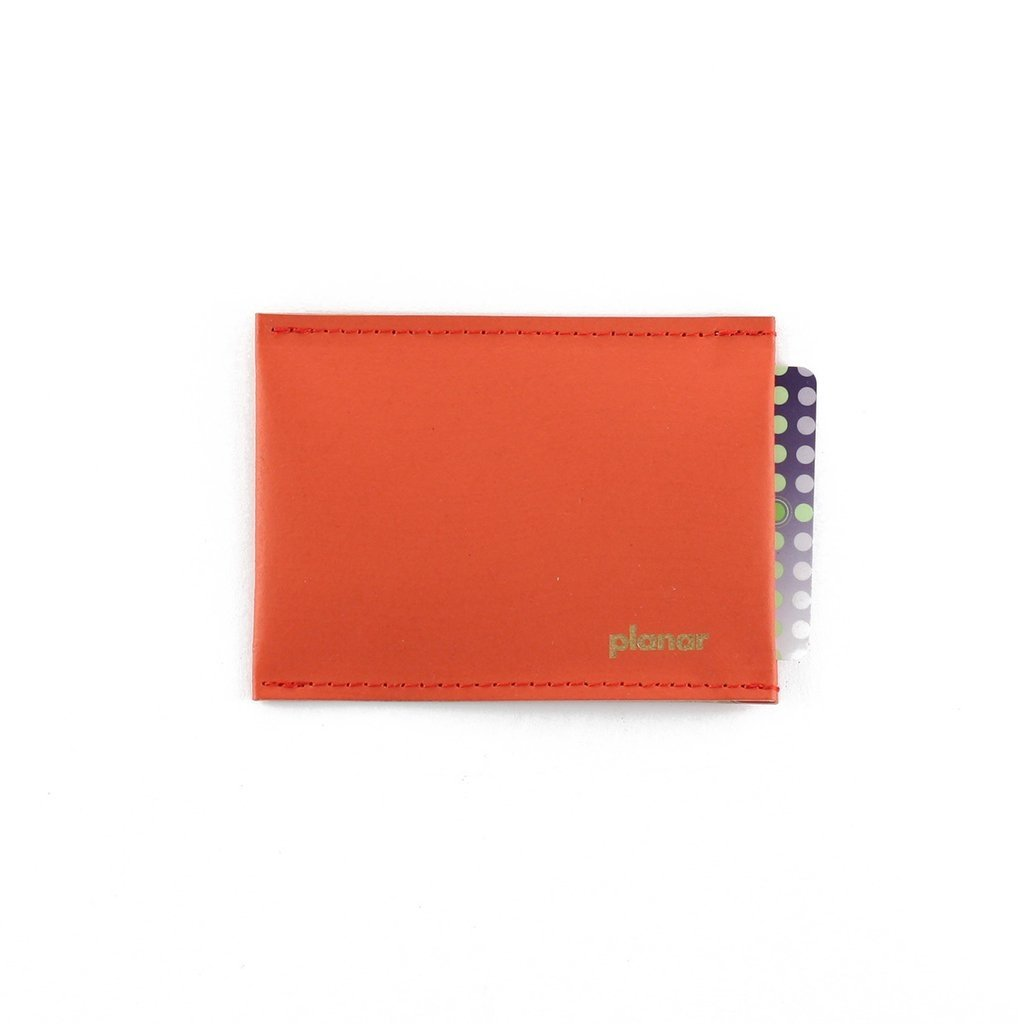 XS Card Holder Solid Red on internet