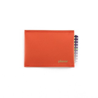 XS Card Holder Solid Red
