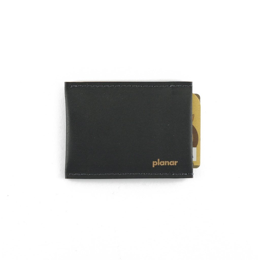 XS Card Holder Solid Black