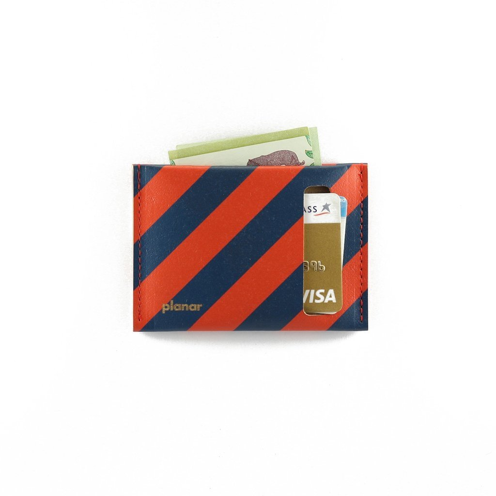 S Wallet Stripes RB
