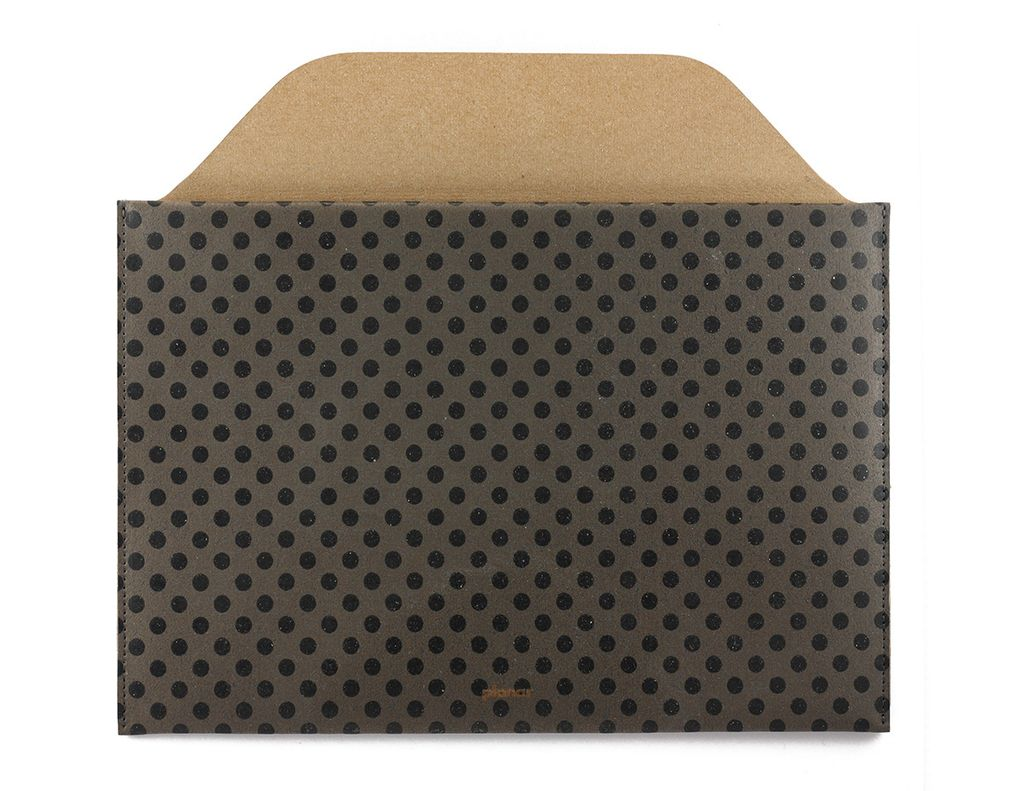 Envelope #10 Dots Grey - buy online
