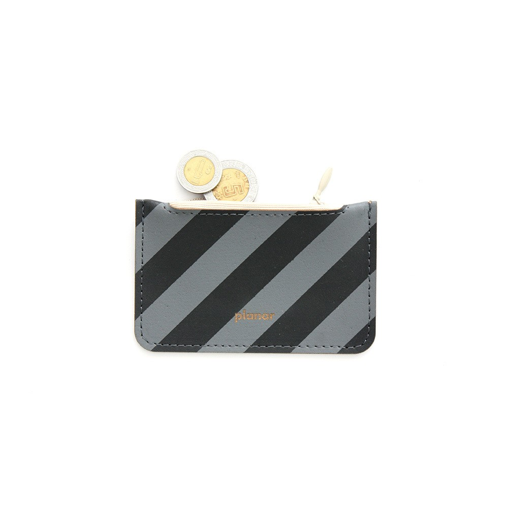 Coin Case Stripes GB
