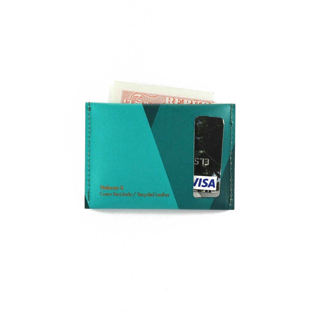 S Wallet Tones Green - buy online