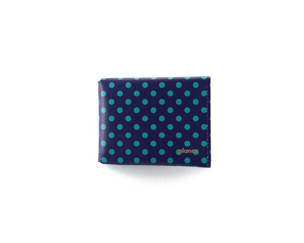 M Wallet Dots Green on internet