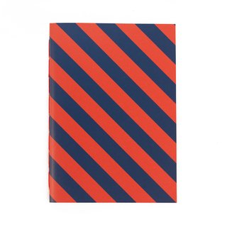A5 Notebook Stripes RB