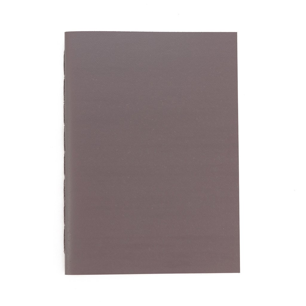 A5 Notebook Solid Grey - buy online