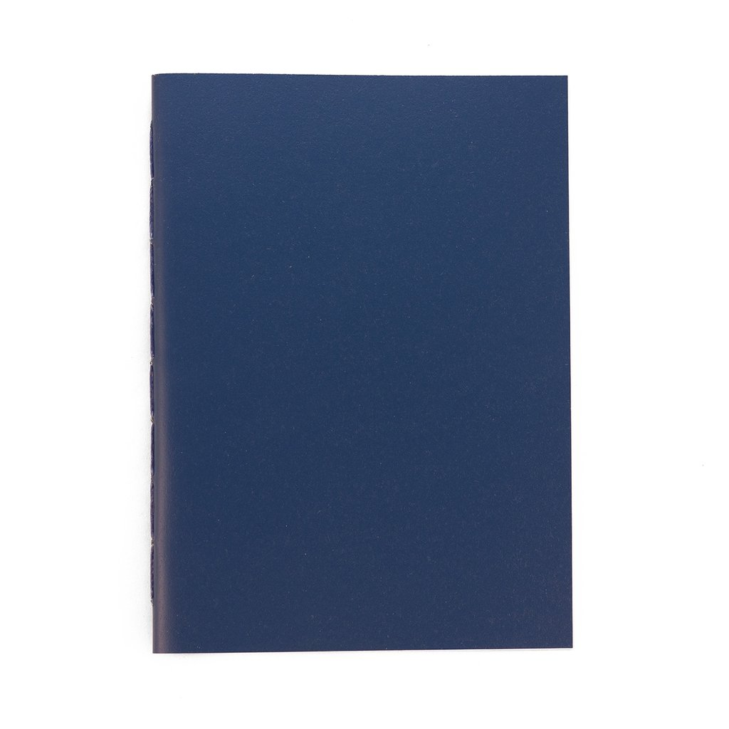 A5 Notebook Solid Blue on internet