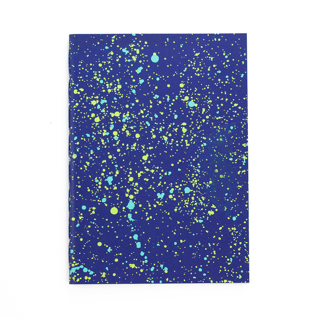 A5 Notebook Cosmos Blue - buy online