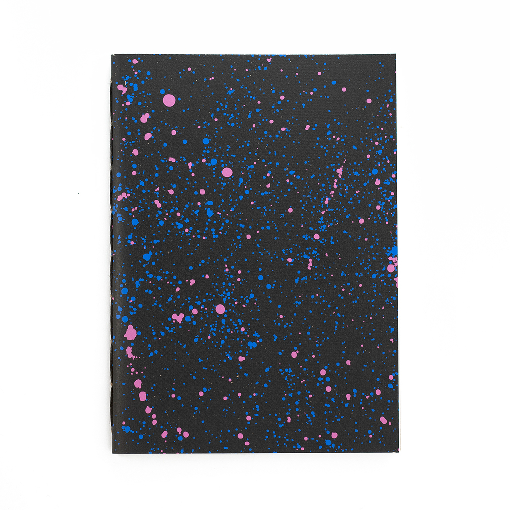 A5 Notebook Cosmos Black - buy online