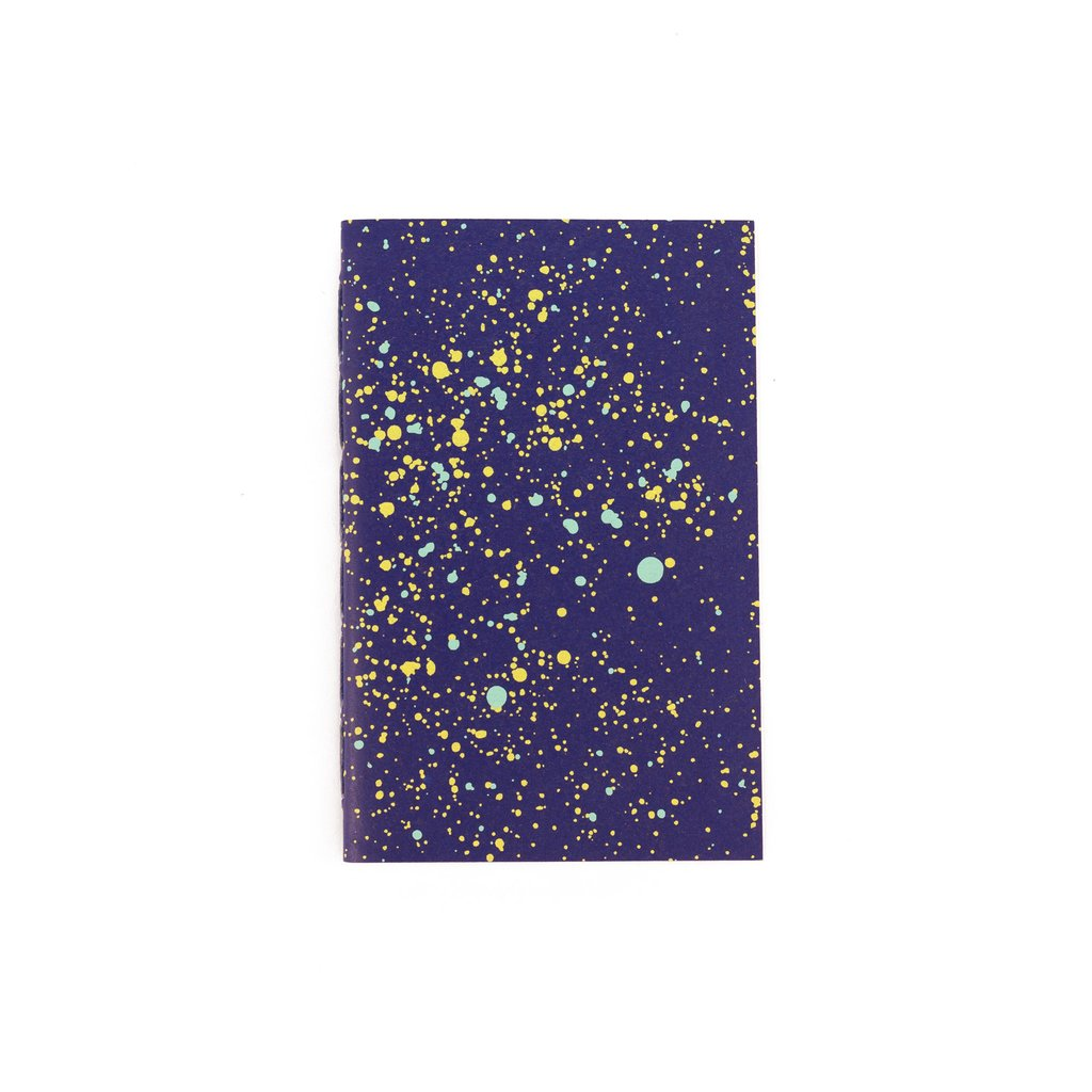 A6 Notebook Cosmos Blue - buy online