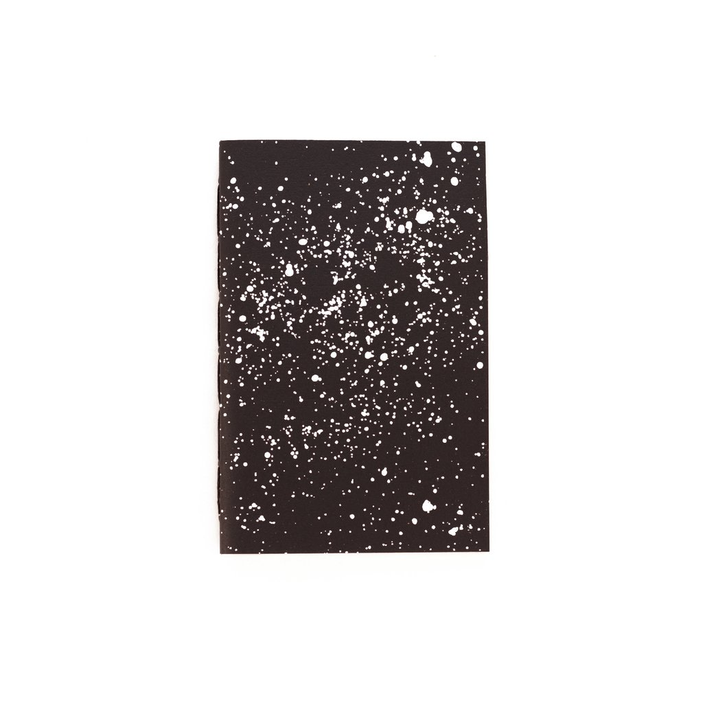 A6 Notebook Cosmos White - buy online