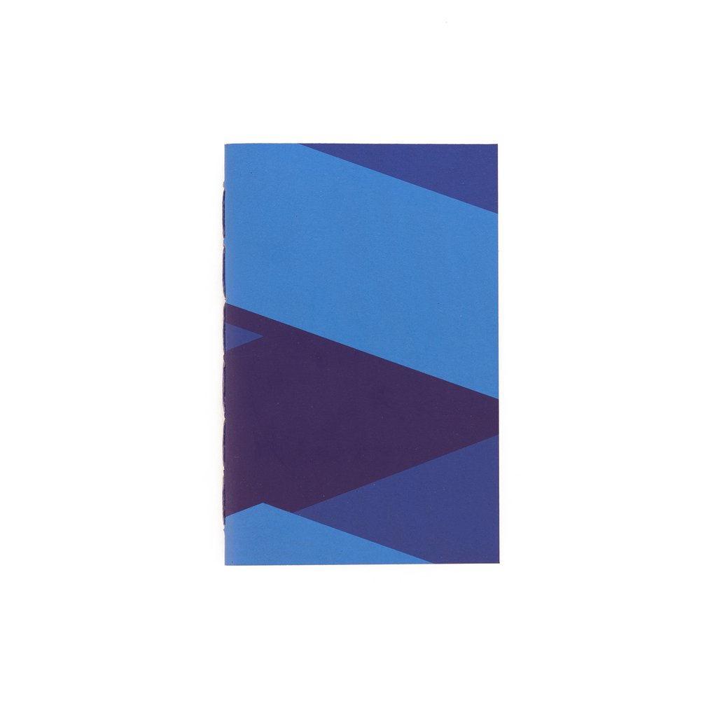 A6 Notebook Tones Blue - buy online