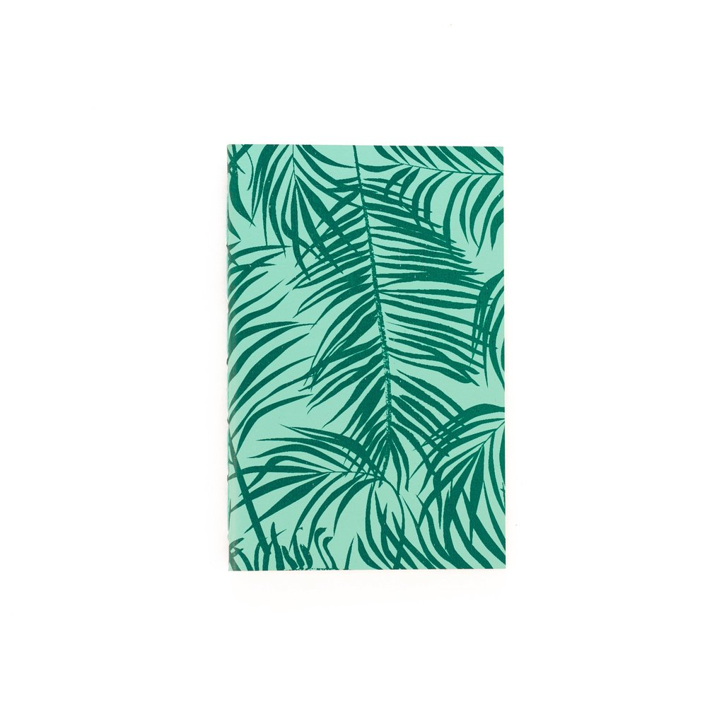 A6 Notebook Forest Green - buy online