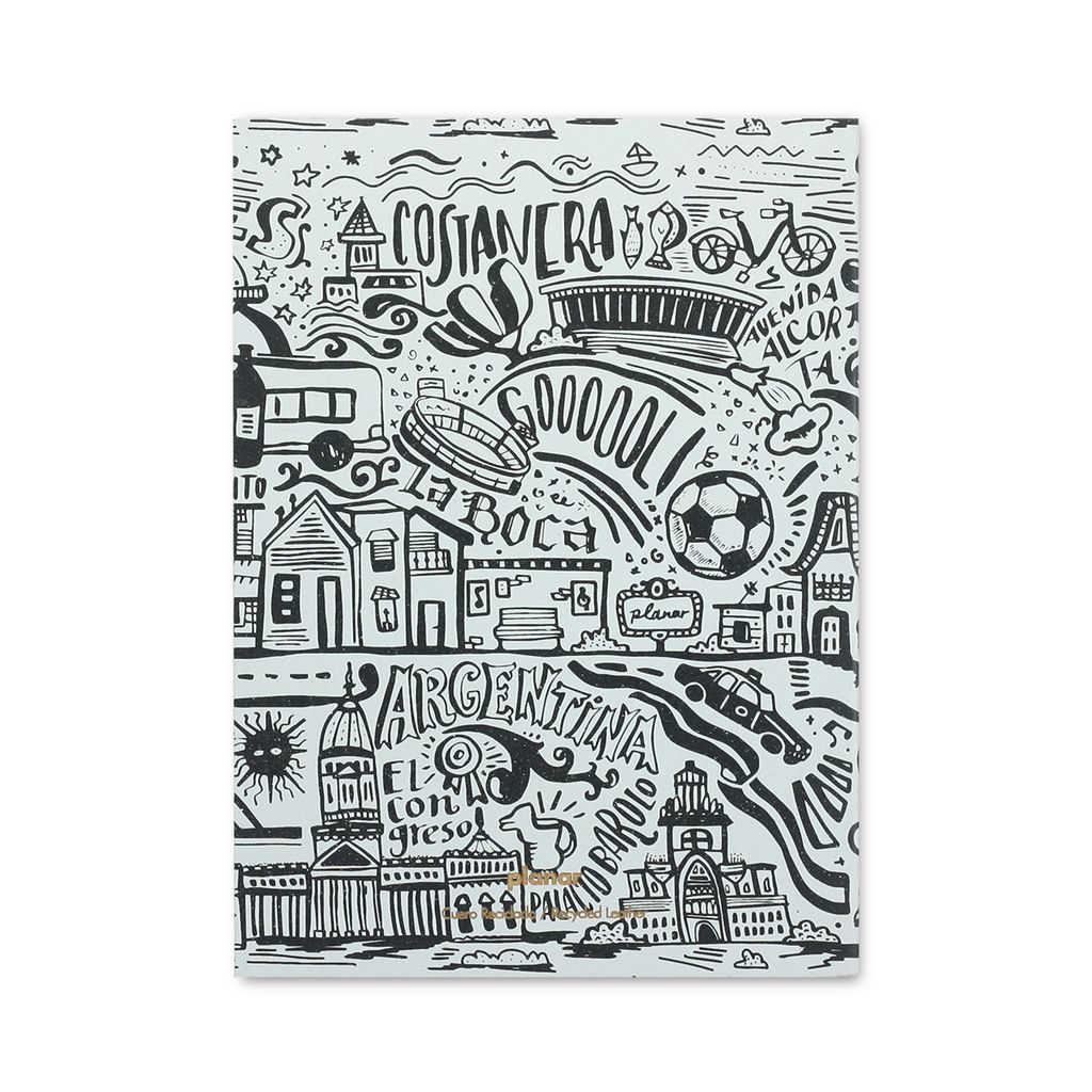 A5 Notebook BA Grey - buy online