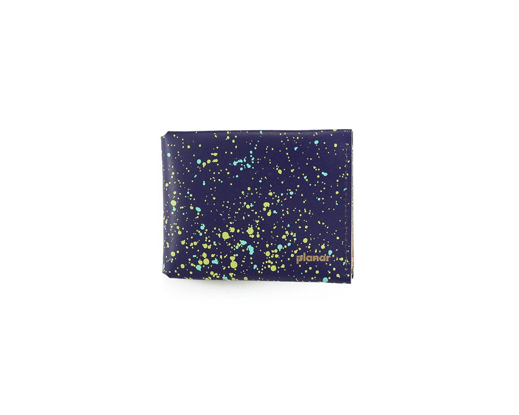 M Wallet Cosmos Blue on internet