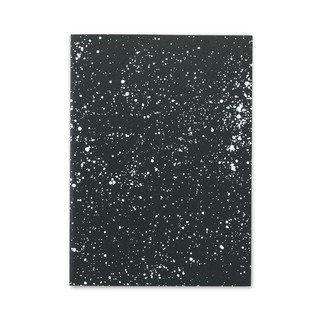 A5 Notebook Cosmos Black