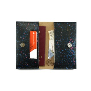 P Wallet Cosmos Black